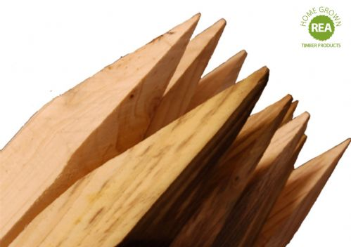 Wooden Pegs 0.6m x 50mm x 50mm (Pack of 25)